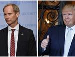 پاسخ سوئد به اظهارات تمسخرآمیز ترامپ ـ در ارتباط با سازمان ملل محترم قاسم شریعتی