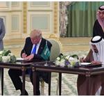 دستودل بازی بیسابقه سعودیها برای ترامپ