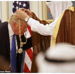 هدایای گرانبهایی که عربستان به ترامپ داد