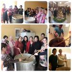 برگزاری میله باستانی سمنک در انجمن فرهنگی میهن