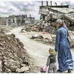 درخواست غرامت سوریه از ائتلاف آمریکا