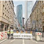 تغییر چهره جاده های اروپا در ترافیک تروریسم