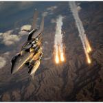 آمریکا رکورد ۷ ساله پرتاب بمب و موشک در افغانستان را شکست