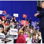 ترامپ شعار خود برای انتخابات ۲۰۲۰ را اعلام کرد