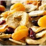 میوه خشک را برای کنترل بهتر وزن