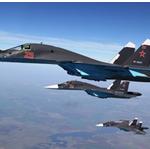 روسیه آسمان و آبهای مدیترانه را بست