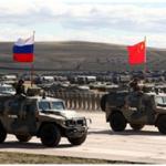 ورود چین و روسیه به عرصه روابط نظامی