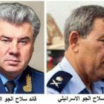 افشای وقوع درگیری لفظی و تبادل تهدیدات در جلسه اخیر فرماندهان نیروی هوایی روسیه و اسرائیل