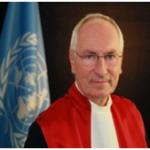 قاضی ارشد دادگاه بین المللی کیفری در اعتراض به مداخلات آمریکا استعفا کرد