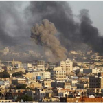 ریختن نیم میلیون بمب و موشک بر سر مردم یمن طی 4 سال