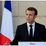 مکرون خواستار تشکیل شورای امنیت اروپایی شد