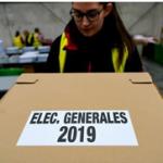 برگزاری انتخابات پارلمانی اسپانیا