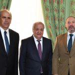 دیدار وزیر خارجه ازبکستان و نمایندگان اتحادیه اروپا در تاشکند