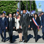 فرانسه اولین یادبود نسل کشی ارامنه را برگزار کرد