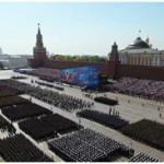 رژه روز پیروزی با پیشرفته ترین سلاح ها در مسکو برگزار شد
