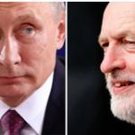 """هشدار نسبت به جاسوسی """"نخست وزیر کوربین"""" برای ایران و روسیه"""