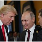 گزارش واشنگتنپست از گفتگوهای خصوصی ترامپ با پوتین