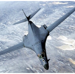 فرود بمبافکنهای استراتژیک آمریکا در پایگاه هوایی عربستان