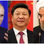 پیام بزرگترین رزمایش نظامی ایران، روسیه و چین