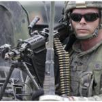 درگیری و سلاح کشیدن نیروهای آمریکایی و روسی به روی یکدیگر