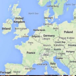 کشورهایی که بریتانیا به آنها حمله کرده است